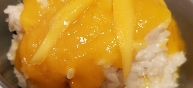 Rezept: Kokos-Mango Reis