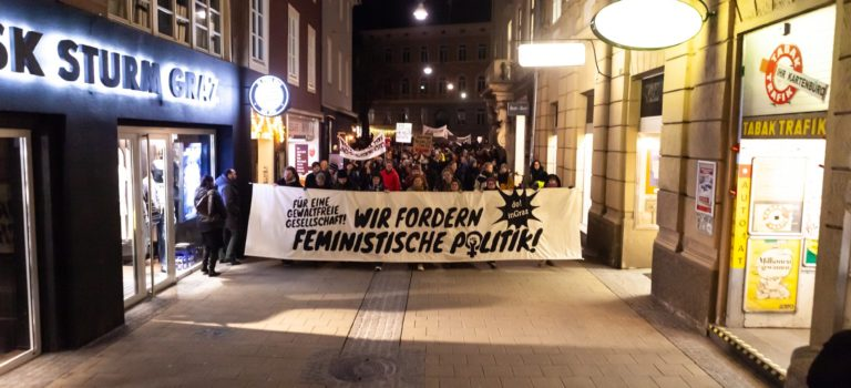 Rede Donnerstagsdemo Graz 14.02.2019
